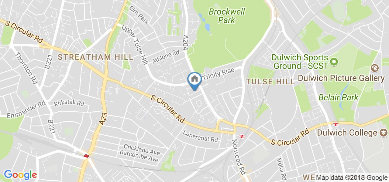 4 Bed Flat, Tulse Hill, SW2