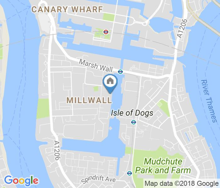 2 Bed Flat, Millharbour, E14