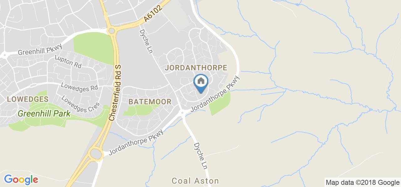 1 Bed Flat, Jordanthorpe, S8