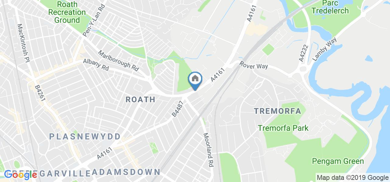 Room in a Shared Flat, Cardiff, CF24