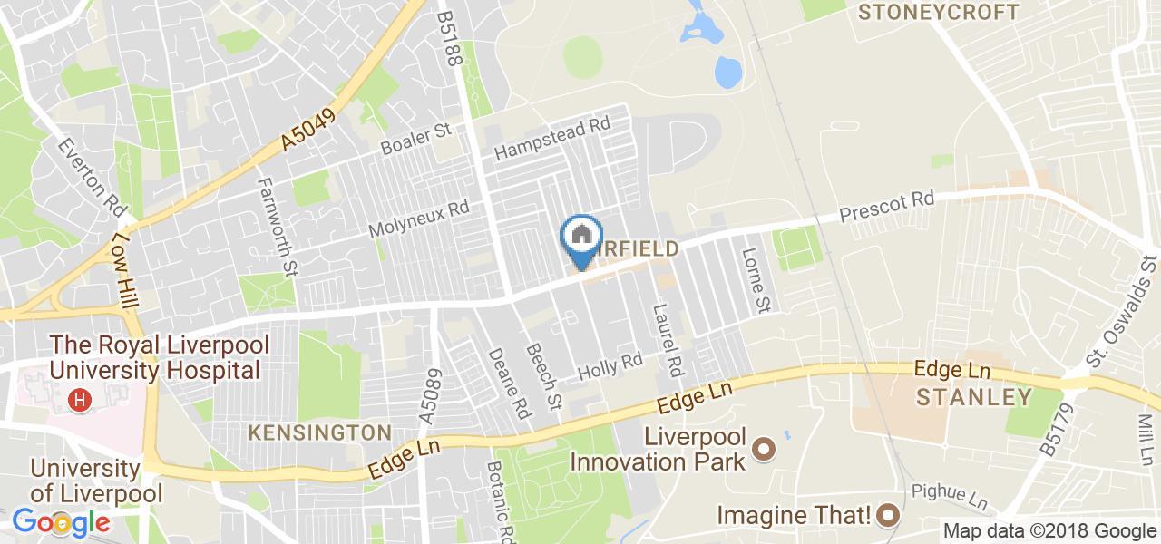 2 Bed Flat, Rufford Road, L6