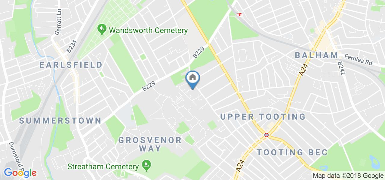 2 Bed Semi-Detached House, St. Hughes Close, SW17