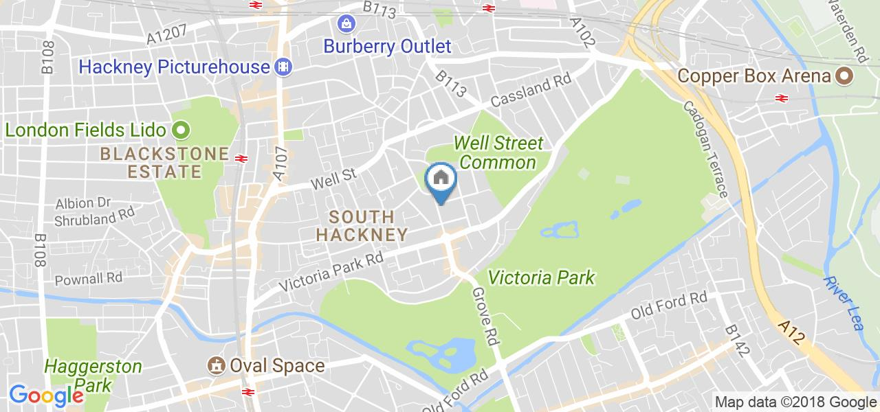 2 Bed Flat, Lauriston Road (Ground Floor), E9