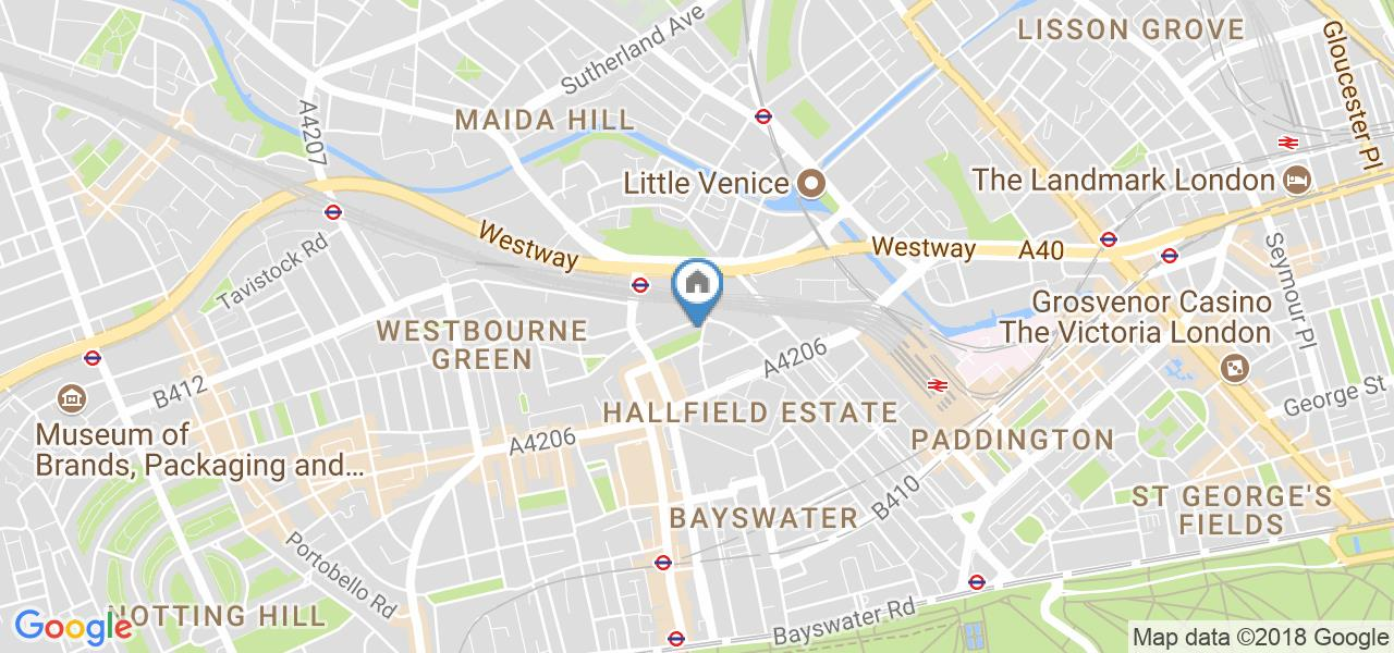 3 Bed Flat, Porchester Square, W2