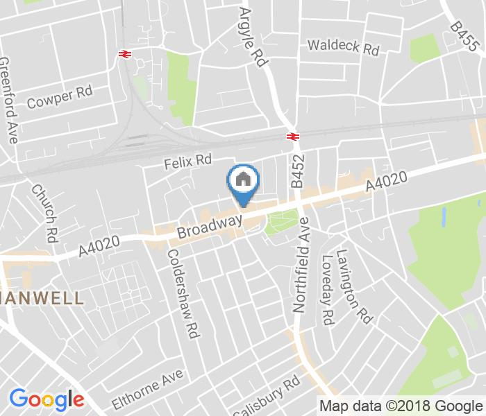 2 Bed Penthouse, Broadway, W13