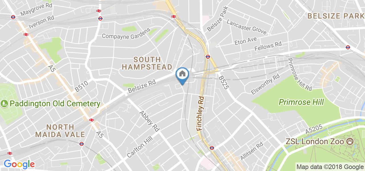 1 Bed Flat, St Johns Wood, NW8