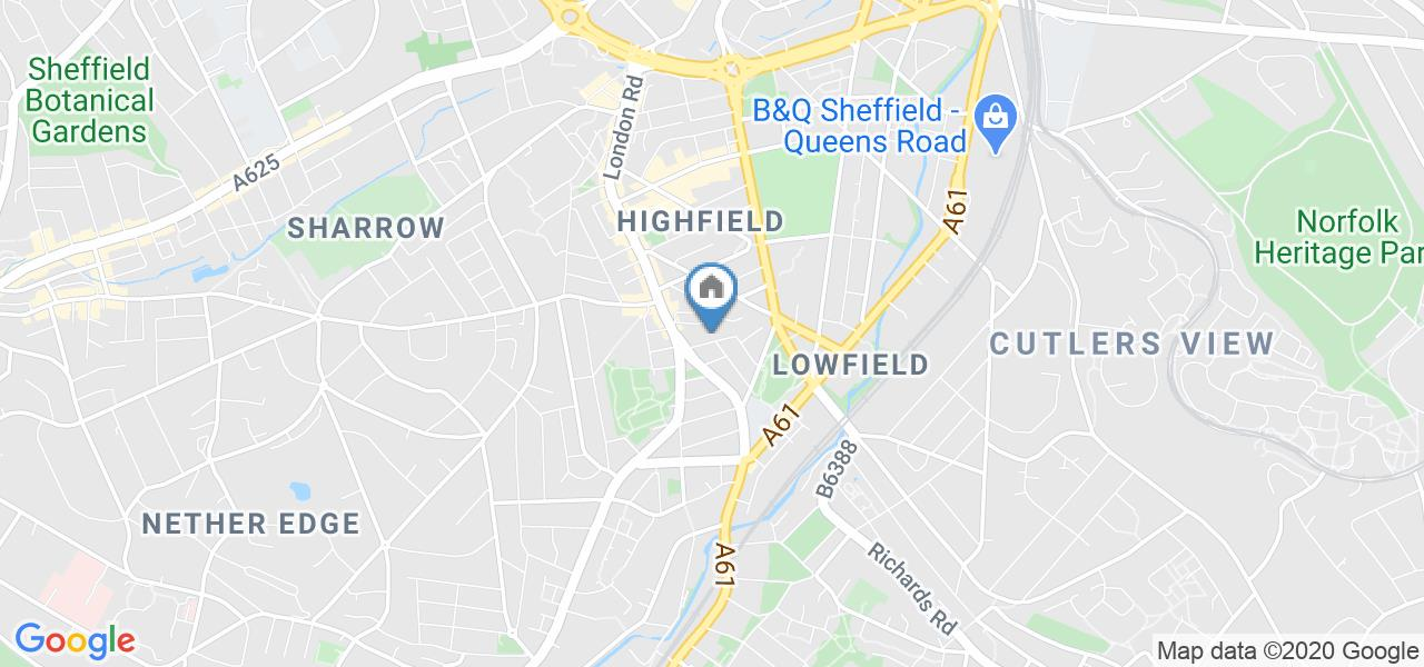 Room in a Shared Flat, Highfield Place, S2