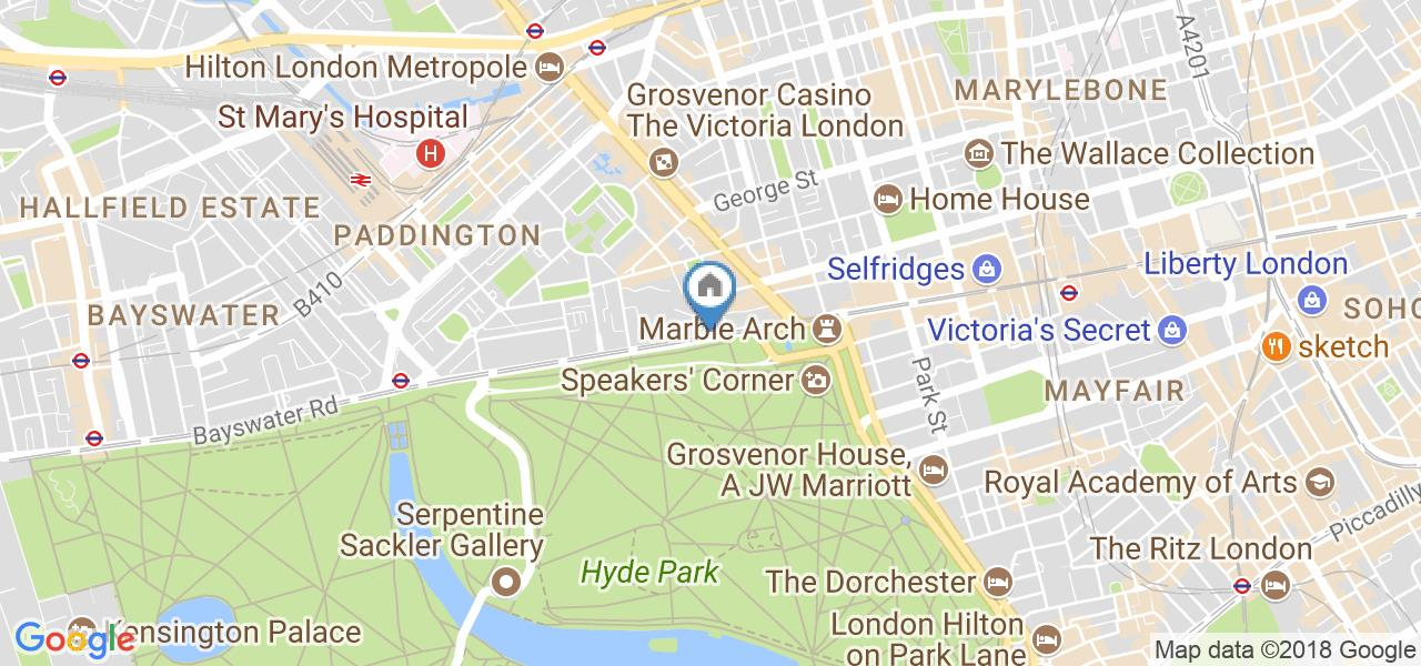 2 Bed Flat, Hyde Park Place, W2