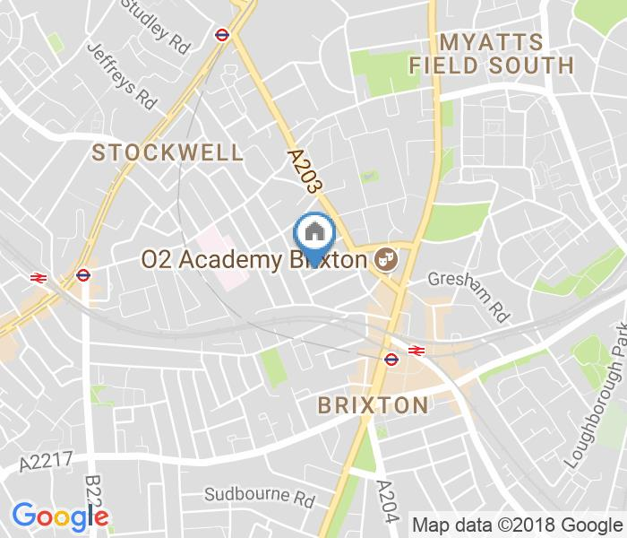 1 Bed Flat, Chantrey Road, SW9