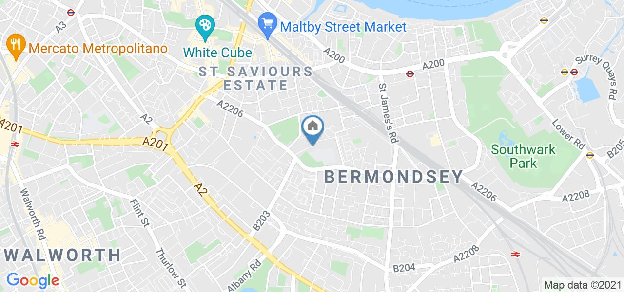 2 Bed Terraced House, Henley Drive, SE1