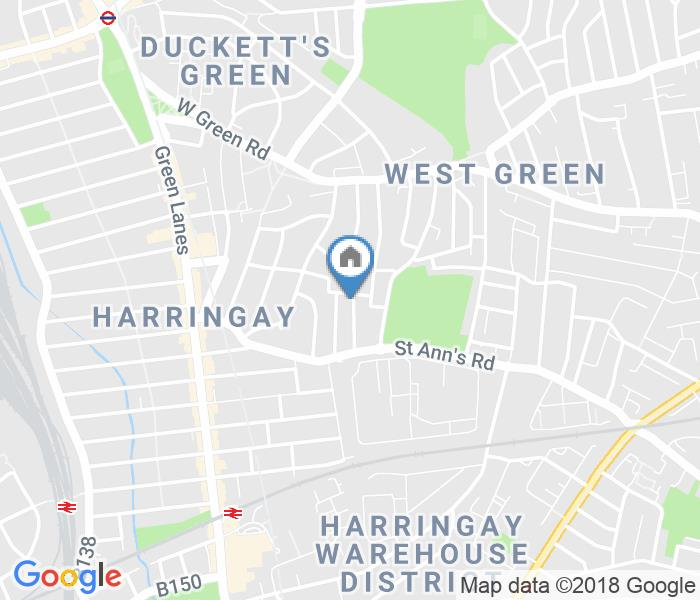 1 Bed Flat, Conway Road, N15
