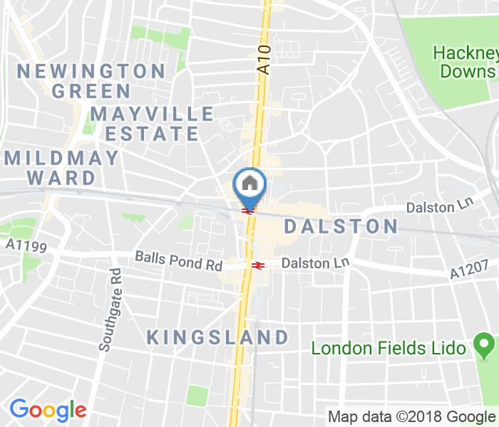 Room in a Shared Flat, Dalston, E8