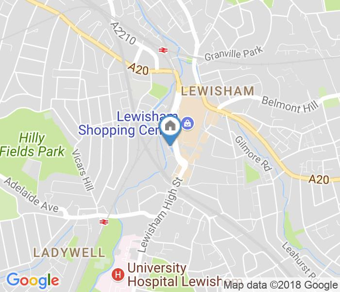 1 Bed Flat, Riverdale House, SE13