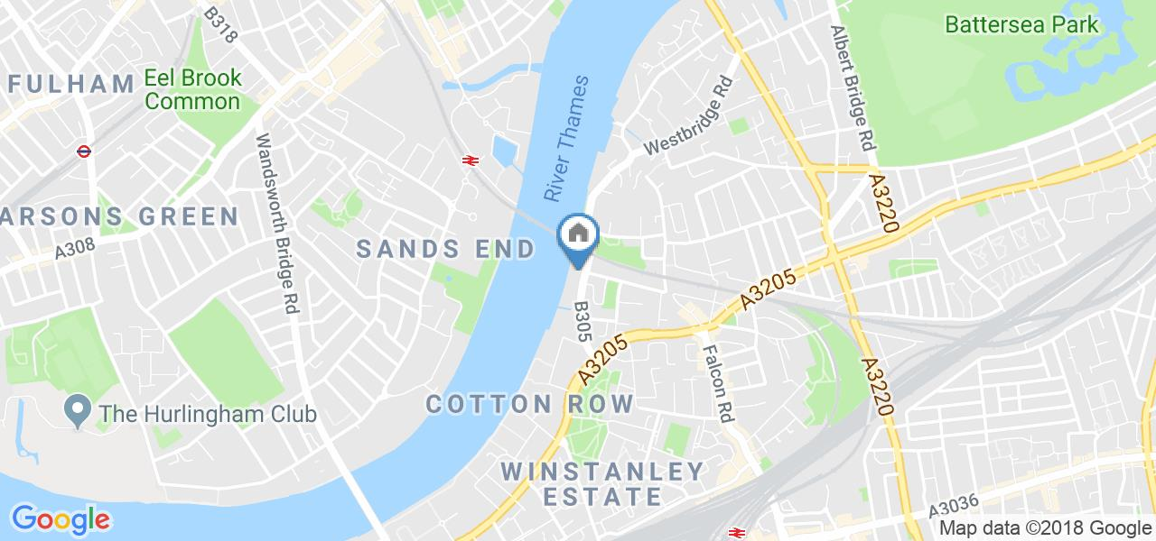 1 Bed Flat, Lombard Road, SW11