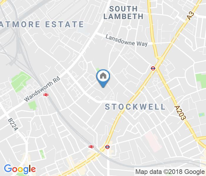 3 Bed Flat, Wood House, SW4
