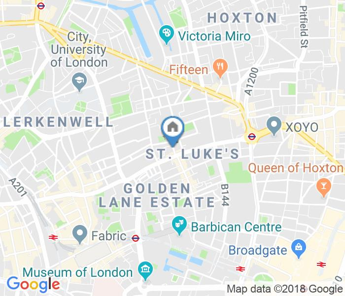2 Bed Flat, Clerkenwell, EC1V