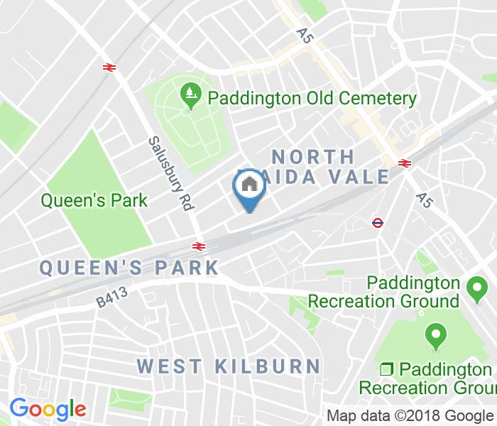 1 Bed Flat, Queens Park, NW6