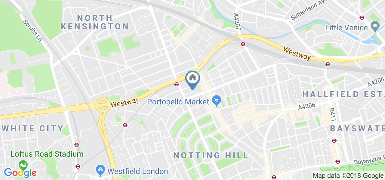 2 Bed Flat, Lancaster Lodge, W11