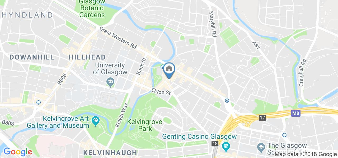2 Bed Flat, West Princes Street, G4