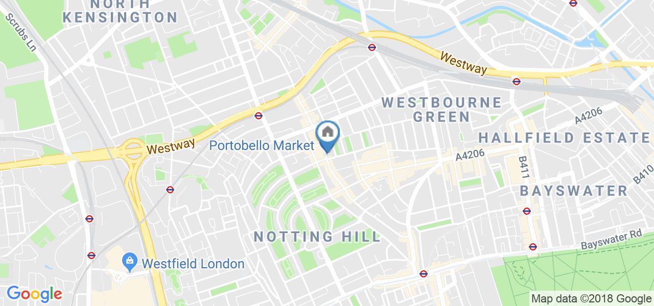 2 Bed Penthouse, Portobello Road, W11