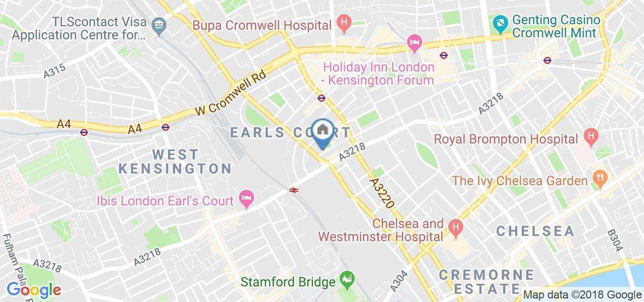 1 Bed Flat, Earl's Court Square, SW5