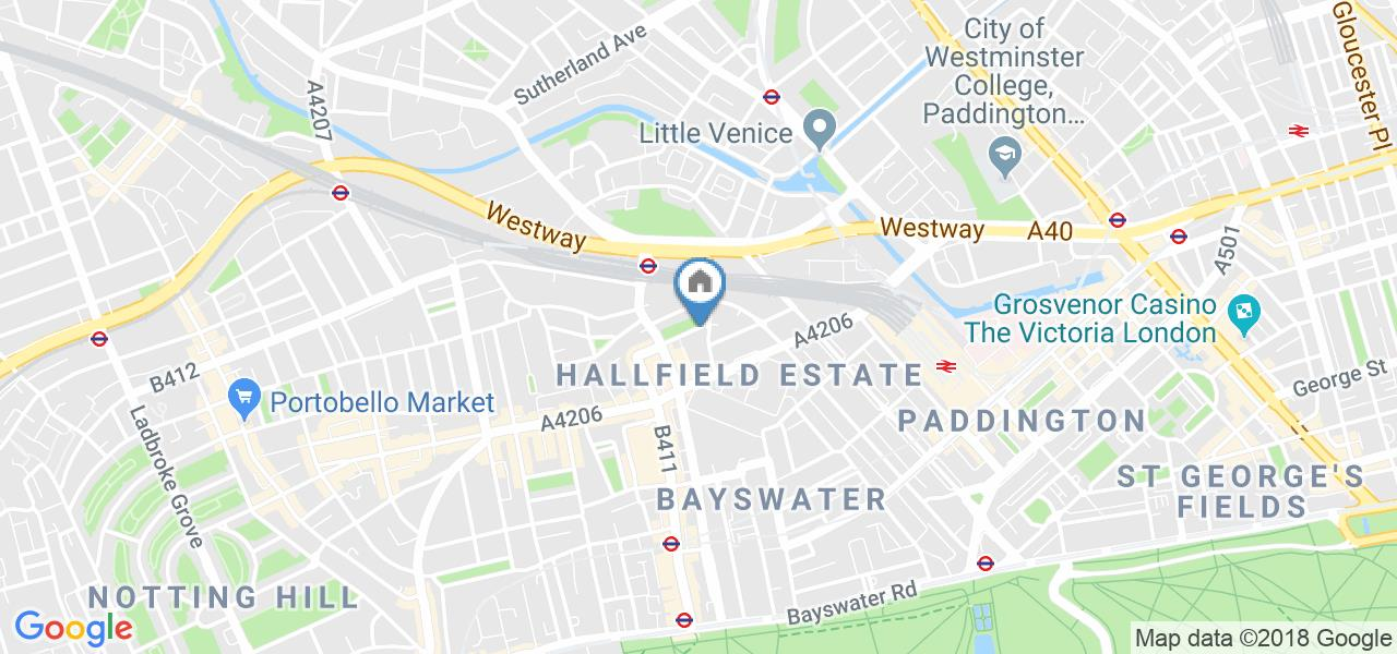 2 Bed Flat, Porchester Square, W2