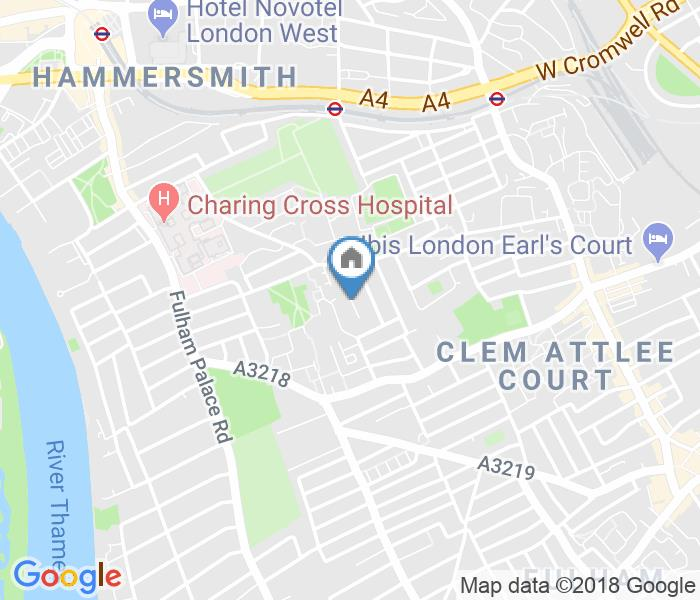 3 Bed Flat, Tasso Road, W6