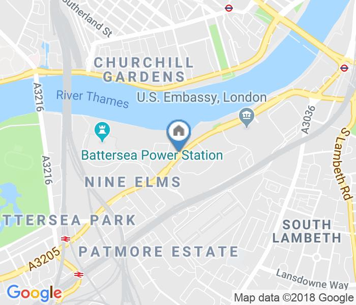 2 Bed Flat, Nine Elms Lane, SW11