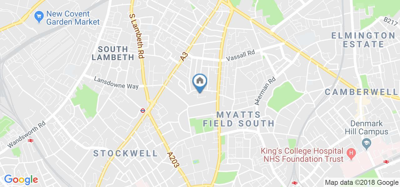 1 Bed Terraced House, Nightingale House, SW9