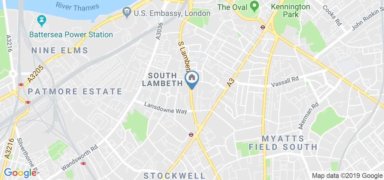 1 Bed Flat, South Lambeth Road, SW8