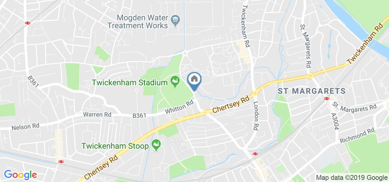 Room in a Shared Flat, Rugby Road, TW1