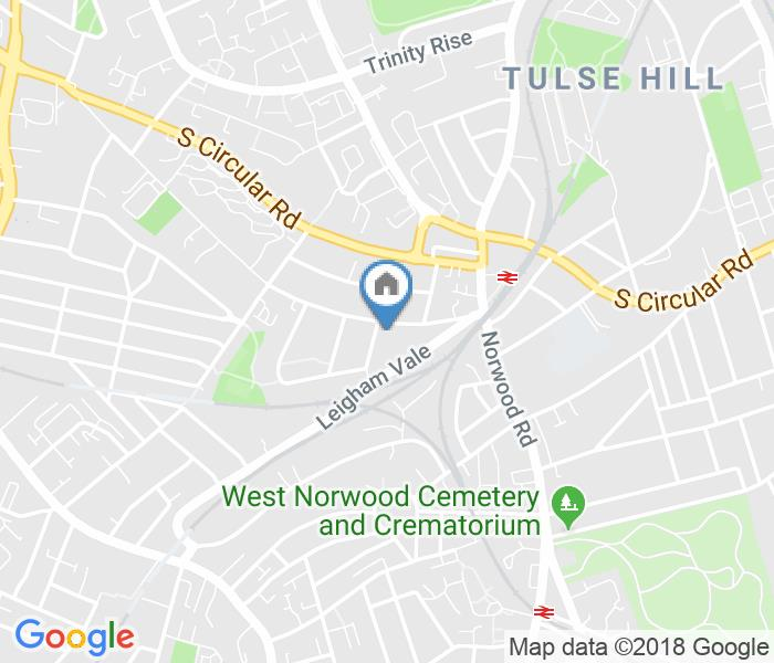 1 Bed Flat, Palace Road, SW2