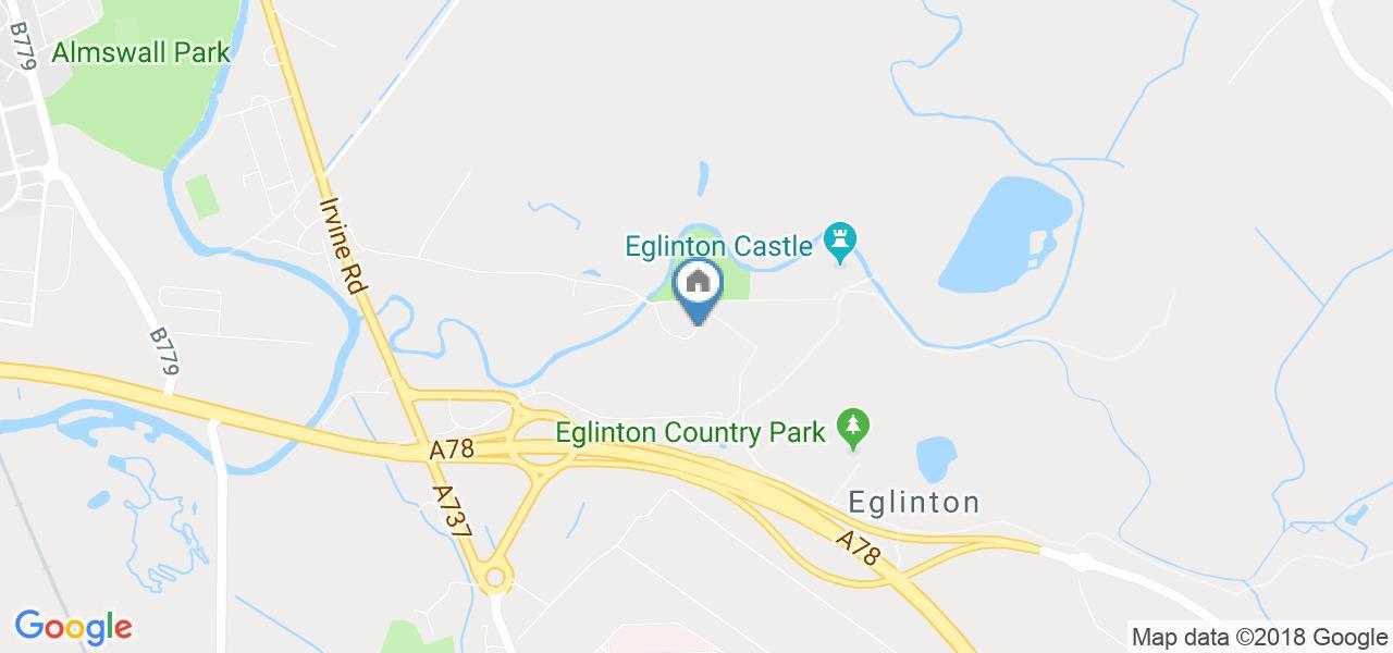 3 Bed Flat, Eglinton Park, KA13