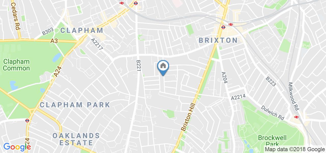 2 Bed Flat, Branksome Road, SW2