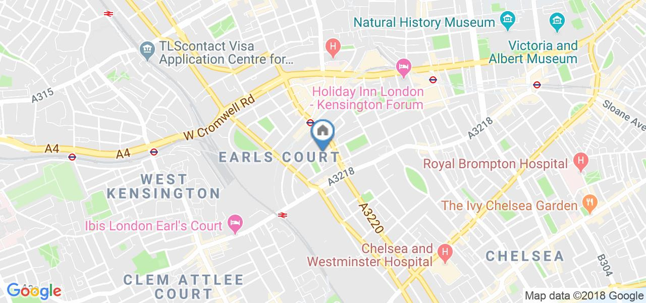 3 Bed Flat, Earl's Court Square, SW5