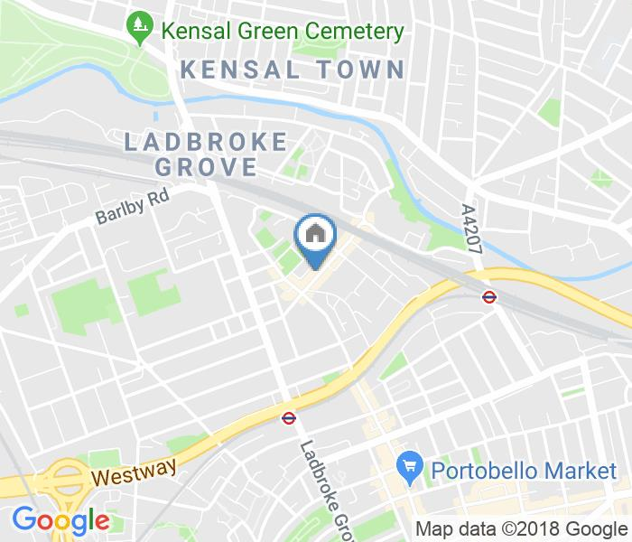 1 Bed Flat, Golborne Road, W10