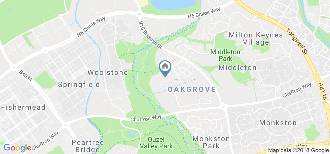 Room in a Shared House, Oakgrove, MK10