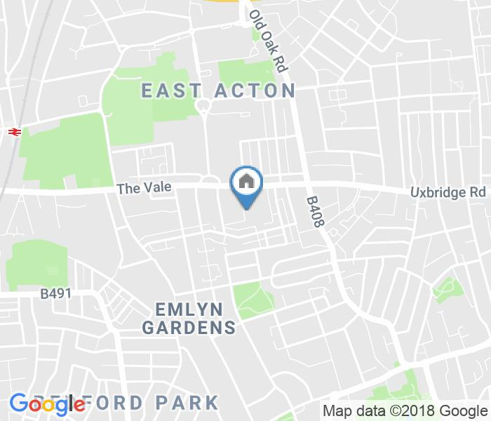 1 Bed Flat, Issigonis House, W3