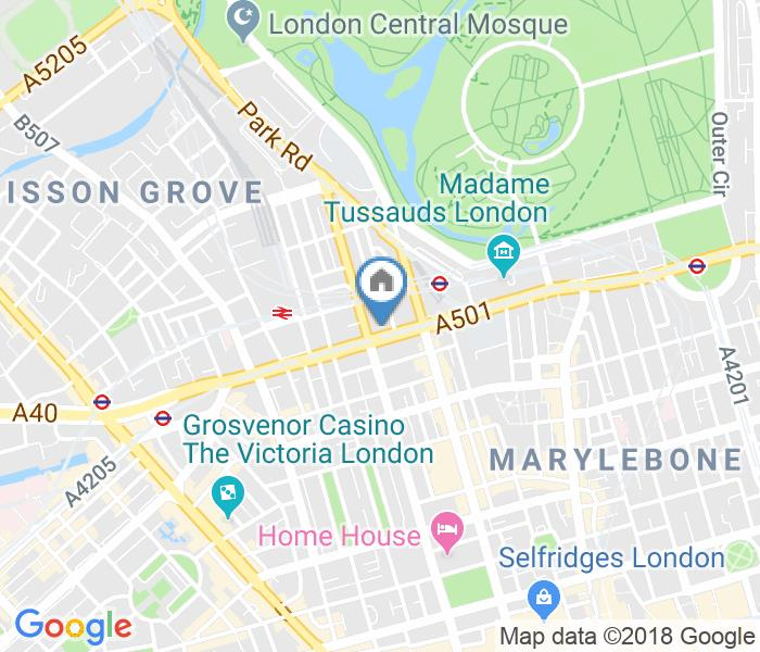 2 Bed Flat, Dorset House, NW1