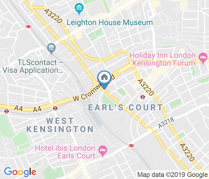 1 Bed Flat, Longridge Road, SW5