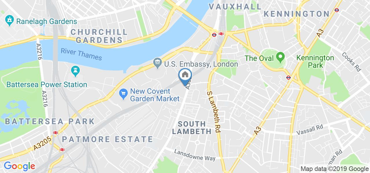 2 Bed Flat, Collet House, SW8
