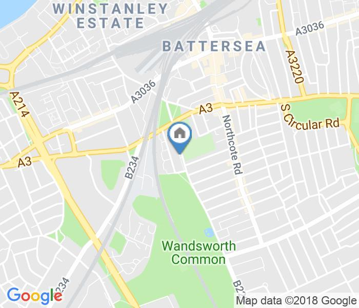2 Bed Flat, Wandsworth, SW11