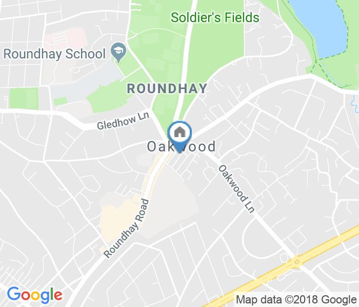 1 Bed Flat, Oakwood Avenue, LS8