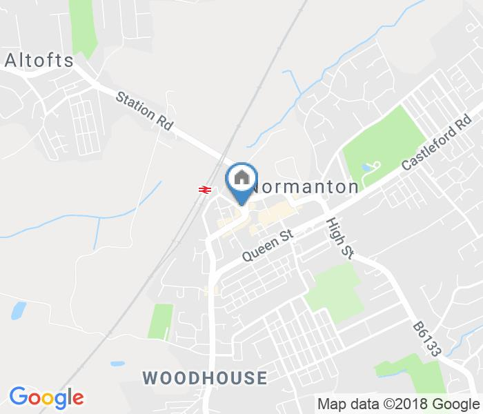 1 Bed Flat, Normanton, WF6