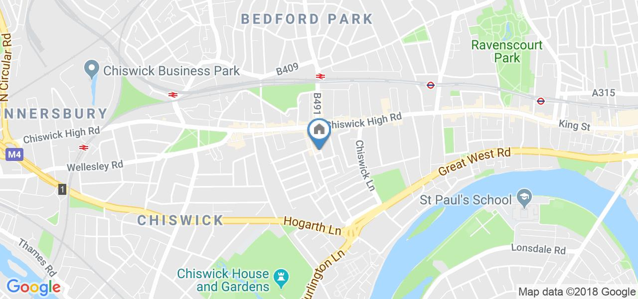 1 Bed Flat, Annandale Road, W4