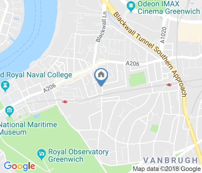 3 Bed Terraced House, Vanbrugh Hill, SE10