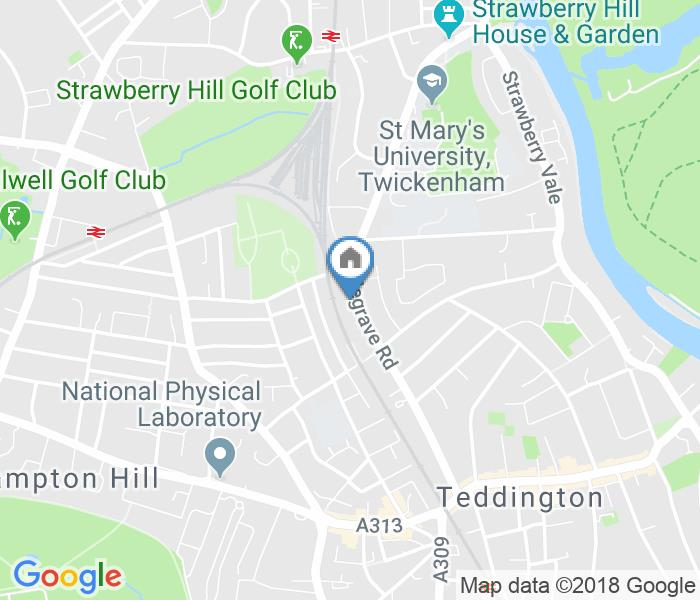 2 Bed Flat, Waldegrave Road, TW11