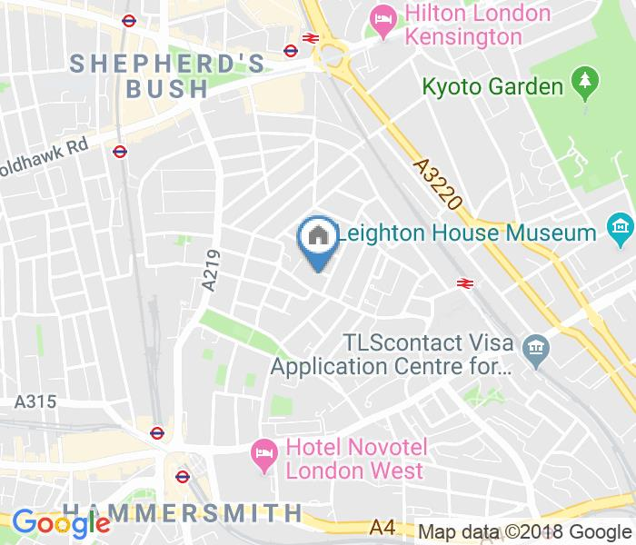 4 Bed End Terrace, Springvale Terrace, W14