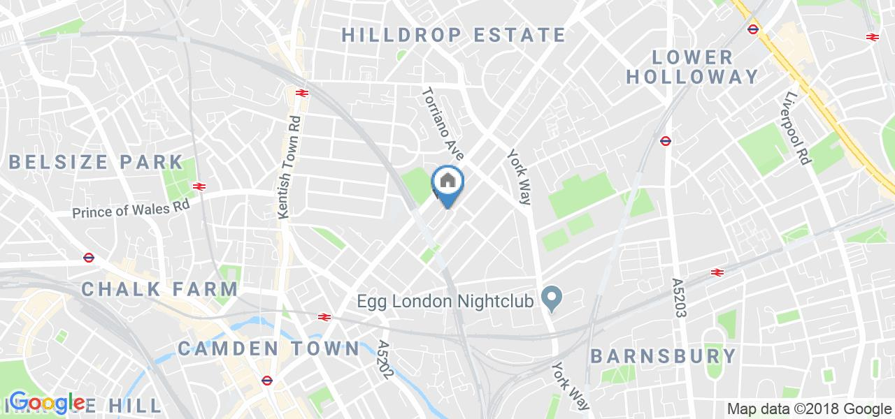 1 Bed Flat, Camden Square, NW1