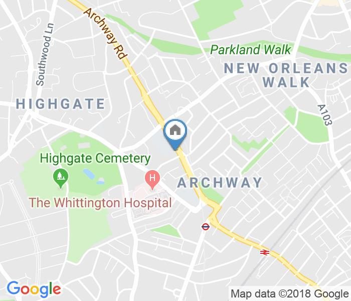 3 Bed Flat, Archway Road, N19